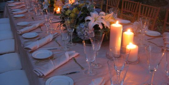 wedding and events planners